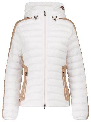 Дутая куртка - белая Bogner