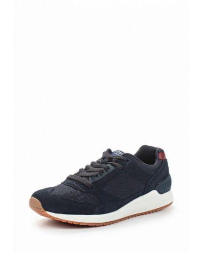 Синие кроссовки Strobbs