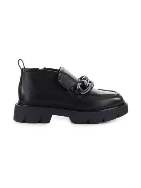 Loafers - czarne Ash