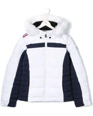 Белая куртка Rossignol Kids