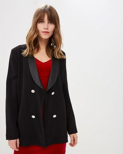 Черный пиджак Miss Miss By Valentina