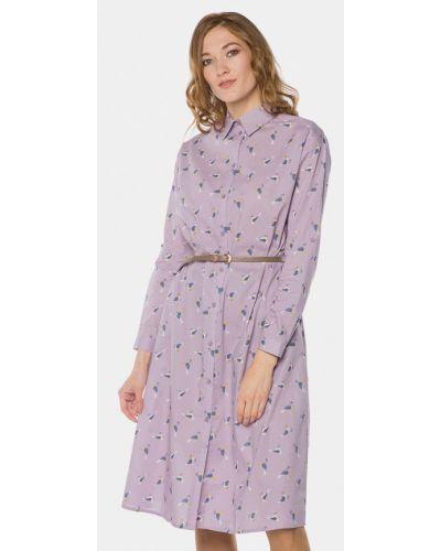 Платье платье-рубашка осеннее Mr520