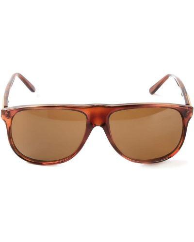 Солнцезащитные очки коричневый Persol Pre-owned