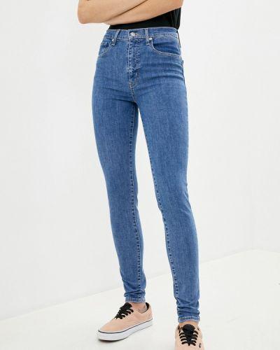 Зауженные джинсы - синие Levi's®