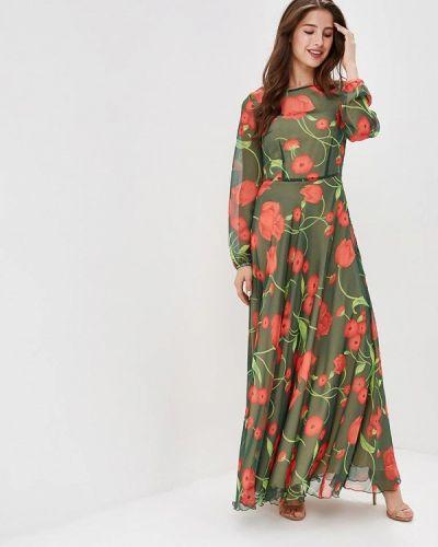 Вечернее платье зеленый Irina Vladi