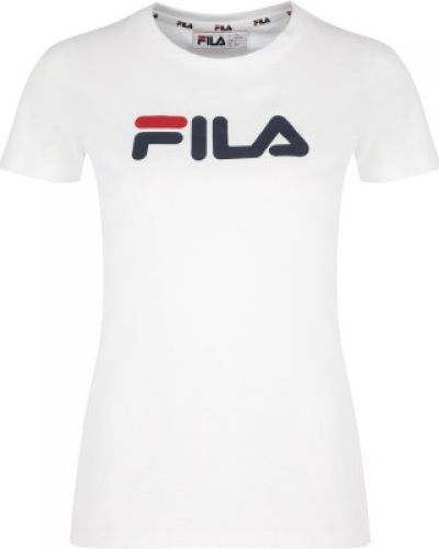 Спортивная футболка - белая Fila