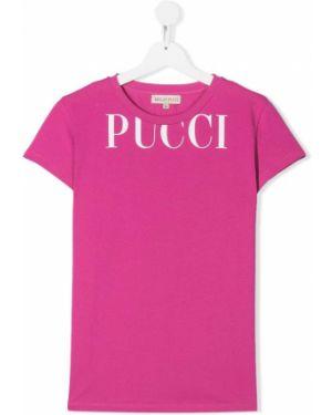 Футболка Emilio Pucci Junior