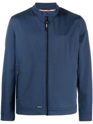 Длинная куртка - синяя Rossignol