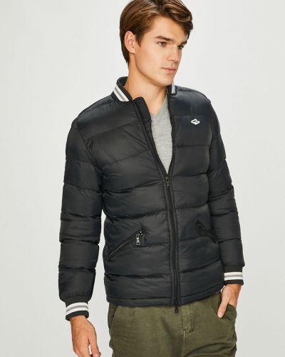 Утепленная куртка стеганая укороченная Le Shark