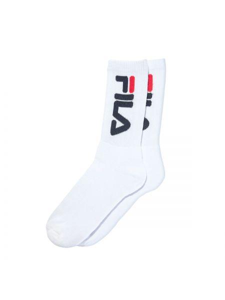 Спортивные носки высокие хлопковые Fila