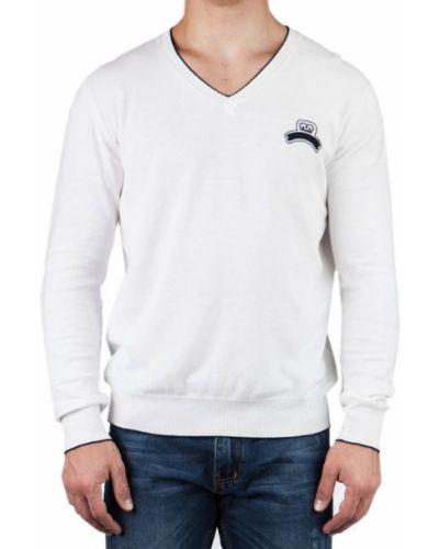 Пуловер белый Gf Ferre