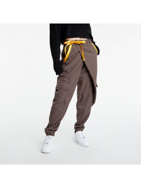 Brązowe spodnie Jordan