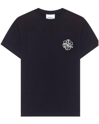 Czarna t-shirt Soulland