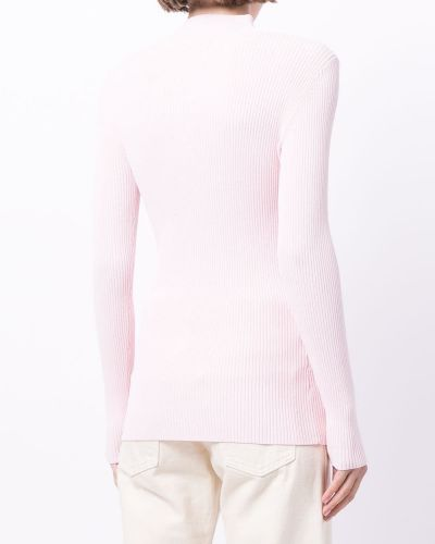 Топ в рубчик - розовый Manning Cartell