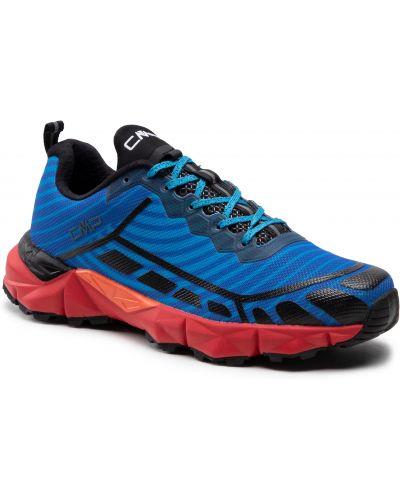 Sneakersy - niebieskie Cmp