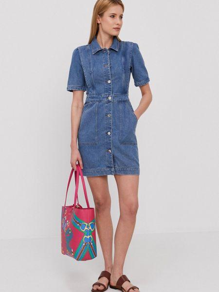Джинсовое платье Morgan