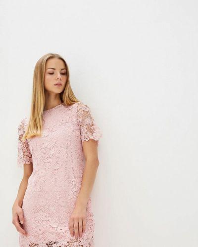 Розовое платье весеннее Befree