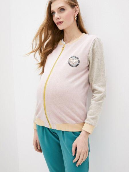 Розовый свитер мамуля красотуля ..в ожидании чуда