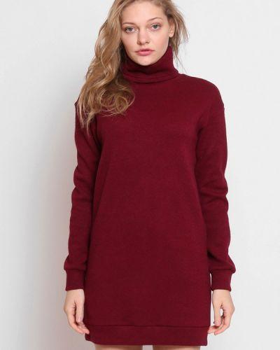 Платье весеннее красный Roussin