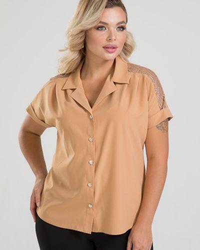 Гипюровая блузка марита