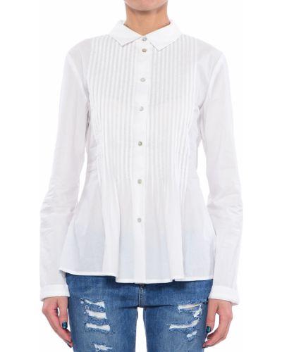 Блузка белая весенний Twin-set
