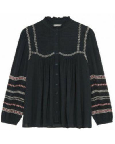 Czarna bluzka Ba&sh