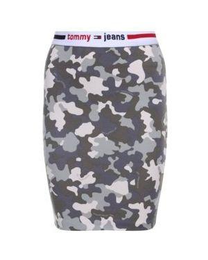 Dżinsowa spódnica ołówkowa Tommy Jeans