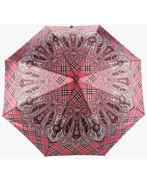 Зонт красный бордовый Fabretti