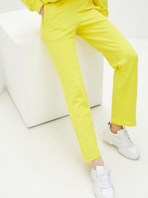 Желтые спортивные брюки Mana