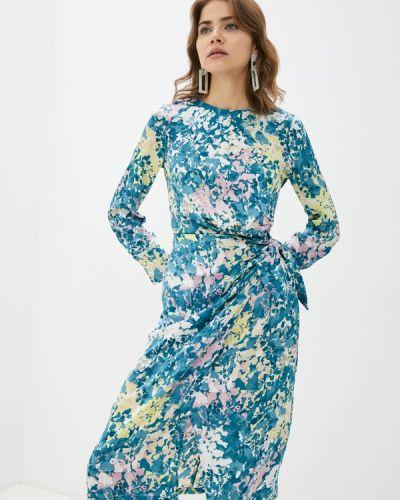 Повседневное бирюзовое платье Ovs