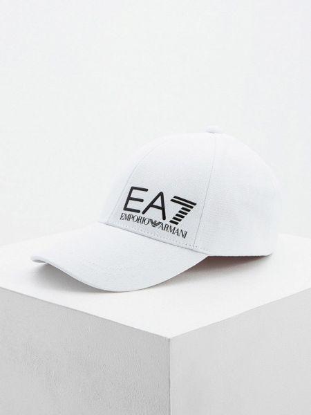 Спортивный костюм белый Ea7