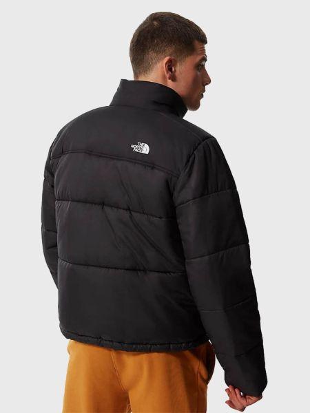 Куртка короткая - черная The North Face
