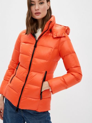 Пуховик - оранжевый Hetrego