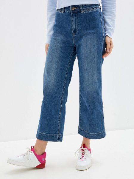 Расклешенные синие джинсы Gap