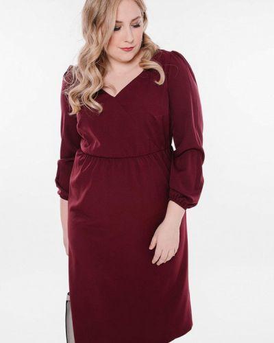 Платье - красное Jp