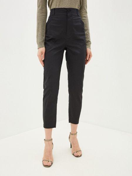 Черные брюки Mezzatorre