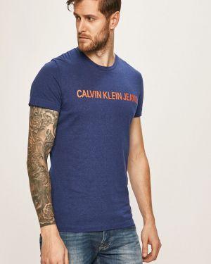 Футболка джинсовая Calvin Klein Jeans