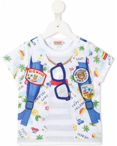 Рубашка Miki House