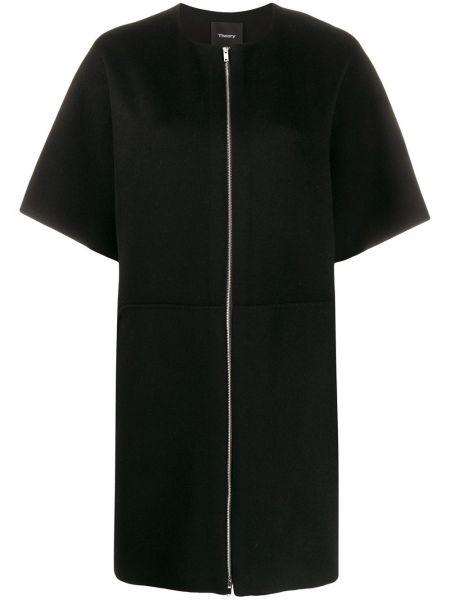 Платье мини с поясом на молнии Theory