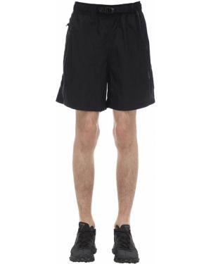 Czarne krótkie szorty z paskiem Nike Acg