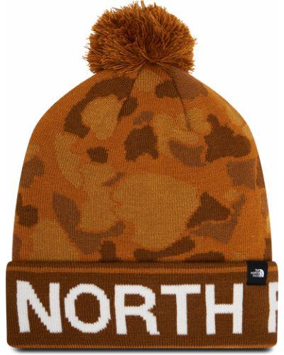 Czapka, brązowy The North Face