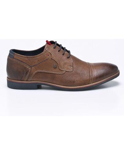 Коричневые туфли S.oliver