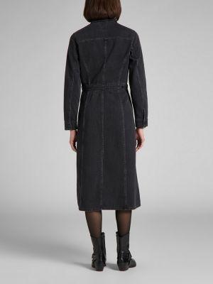 Платье - черное Lee