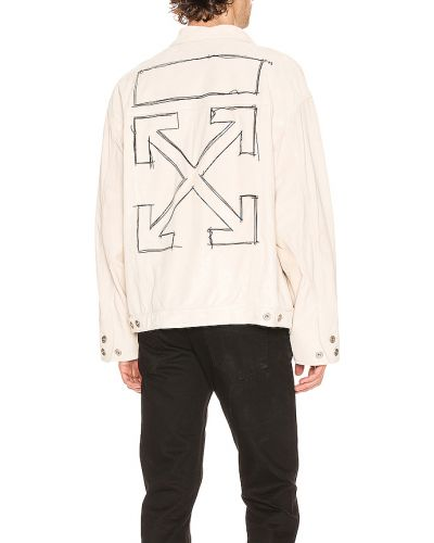 Kurtka Off-white
