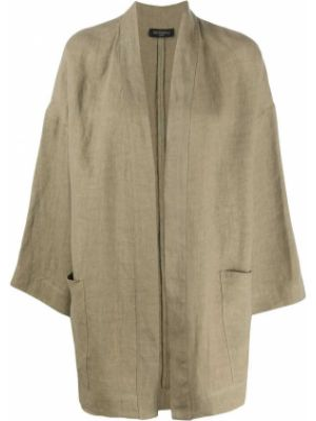 Зеленый пиджак оверсайз Antonelli