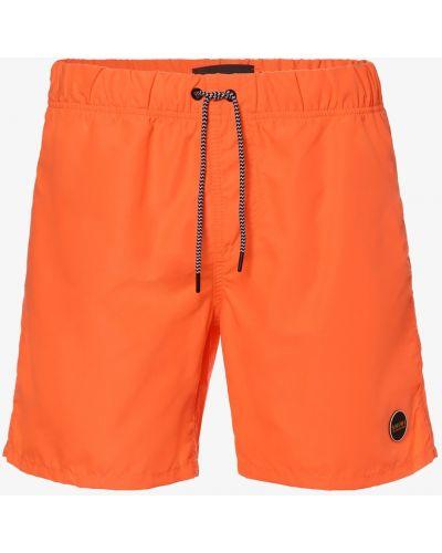 Pomarańczowe spodenki do pływania Shiwi
