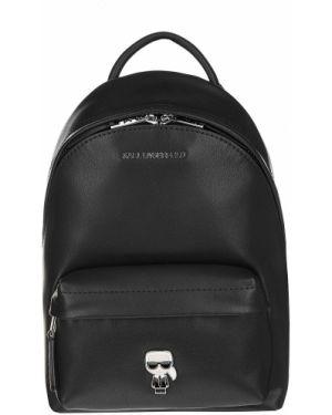 Кожаный рюкзак маленький Karl Lagerfeld