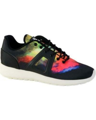 Czarne sneakersy Asfvlt