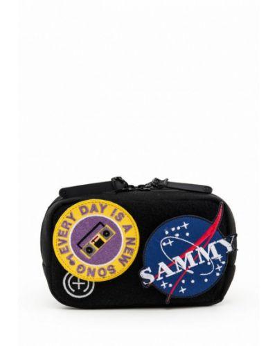 Черная поясная сумка Sammy Icon