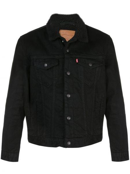 Куртка черная укороченная Levi's®